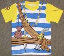 Camiseta Piratas con piratas 5951 Camisa infantil kids-shirt