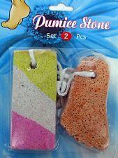 "Lot Of 1,3,6 Pack-Pumice Stone, 2 X 4"" Foot Clean, Scrub,Exfoliator-Ps22"