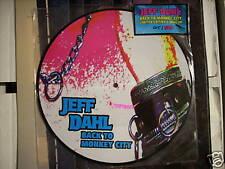 "JEFF DAHL BACK TO MONKEY CITY 10"" PIC DISC 15/500 VINYL"