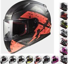 LS2 FF353 Rapide Route Tourisme Complète Façade Motocycle Moto Casque