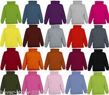 Unisexe Pull à Capuche Sweat-shirt GRANDES TAILLES XS S M L XL XXL 3XL 4XL