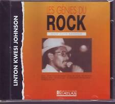 LINTON KWESI JOHNSON sente outta  (CD)  (les genies du rock editions atlas)