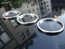ROVER 200 45 MG MGF MGTF Riscaldamento anelli in lega di alluminio Set