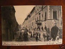 cpa 74 annecy rue du paquier maison st francois sales