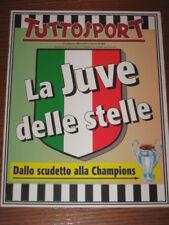TUTTOSPORT JUVENTUS CAMPIONE D'ITALIA 27°SCUDETTO 02/03