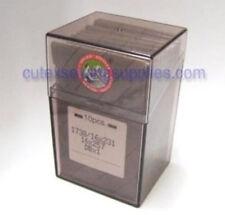 100 DBX1 16X231 16X257 1738 TITANIUM Industrial Sewing Machine Needles