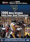 2006 Sugar Bowl: West Virginia Vs Georgia (DVD, 2006) BRAND NEW! LOC # B40
