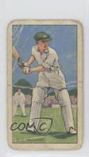 1934 Gallaher Champions Series 2 Tobacco Base #26 SJ McCabe S.J. MultiSport Card