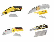 STANLEY FatMax Cutter Messer mit Trapezklinge oder 18mm Abbrechklinge