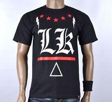 The Last Kings Pharaoh Kingin LK Logo T-Shirt in Black By TYGA