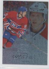2014 Fleer Showcase Flair Row 2 Blue Ice #24 Lars Eller Montreal Canadiens Card