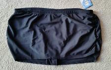 f31b6f1257110 Catalina Women Swim Bottom Skirt Tummy Contro Side Shirred Brief Sz 1X