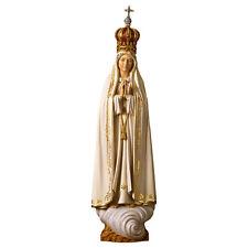 Statua Madonna di Fatima Legno - Our Lady of Fatima woodcarved