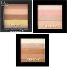 Revlon Highlighting Pallete NEW Choose Your Shades Peach Rose Bronze Glow .26 oz