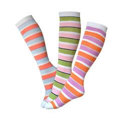 6 paia di calze donna Fontana in caldo cotone elasticizzato e taglia unica 35 41