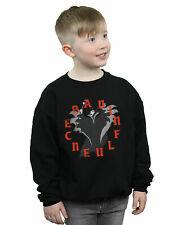 Disney Boys Maleficent Bad Influence Sweatshirt