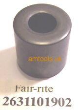 2 x FAIR-RITE 2631101902 grandi FERRITE TOROIDALE. Soffocare Balun, Belgi, dipolo, EMC,