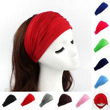 Elastisches Haarband-Stirnband-Verpackungs-Hauptkappe Turban für Frauen