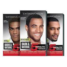 DARK & Natural 5-minute PERMANENTE Coloración de cabello para hombre