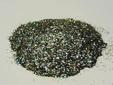 Powder Coat Paint Fishing Jig/Lure Polyflake Glitter Multi (1 oz)