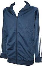 Espionage Zip-Up Sweatshirt Jacket Navy Blue