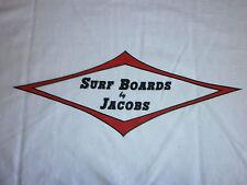 SURFBOARDS BY JACOBS HAP HERMOSA BEACH SURF SURFBOARD BEACH LONGBOARD FIN S/S