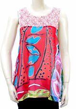 DESIGUAL débardeur  tunique BLUS LINO femme 72B2EM9  taille S coloris 3000