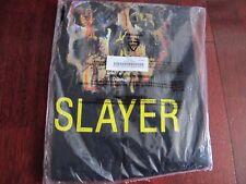 SUPREME x SLAYER South Of Heaven Black T-SHIRT SIZE LARGE FW16 BOX LOGO Misfits