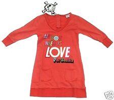 Amplified THE BEATLES Kids Girls Dress Vestito Shirt 116