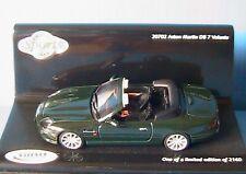 ASTON MARTIN DB7 VOLANTE DARK GREEN VITESSE 20702 1/43 CABRIOLET ROADSTER