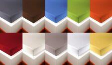 Jersey-Bezug für Seitenschläferkissen Kissenbezug 40x140 cm Baumwolle