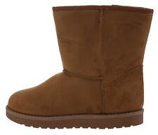 Doremi f01a invierno bota camel marrón 185309