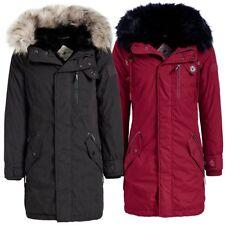 Khujo señoras abrigo parka WinterJacke con capucha Babette 1208CO183 caliente alimentados