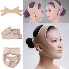 V Neckline Slimmer Neck Line Exercise Mask Strap Jaw Massager Reduce Double Chin