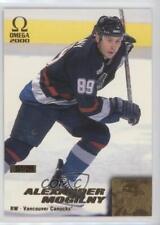 1999-00 Pacific Omega Gold #235 Alexander Mogilny Vancouver Canucks Hockey Card