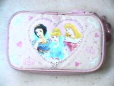 Custodia Porta NINTENDO DS Barbie Le Principesse Principessa Walt Disney la di