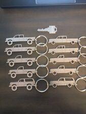 1981-1993 Dodge Ram Truck 1st Gen Cummins Keychains