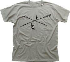 Carrefour Blues T Shirt Robert Johnson Clapton Vai Satriani Zinc T-shirt FN9158