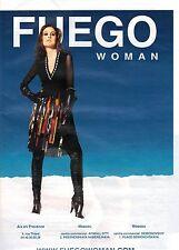 PUBLICITE ADVERTISING 2010  FUEGO woman pret à porter