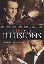 LIES AND ILLUSIONS - Christian Slater, Cuba Gooding Jr  [DVD 2009] Free S&H