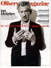 IAN McKELLEN James Cracknell ALICE TEMPERLEY Observer Mag (30 April 2006)