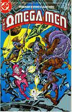 Omega Men # 21 (Alex Nino) (USA, 1984)