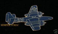 F7F TIGERCAT LAPEL HAT PIN UP US MARINES VIETNAM KOREA PILOT CREW GIFT MAW GIFT