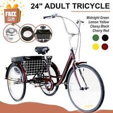 Adult Tricycle Trike 24