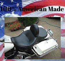 Harley Davidson Driver Backrest Road King Easy ON/OFF Adjustable F/B
