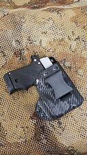 Gunner's Custom Holster Sig Sauer P238 Streamlight TLR-6  IWB Holster FOMI clip