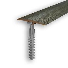 Dural Multifloor Door Bar Threshold  Strip Cover  Laminate Floor - 1m (36mm)