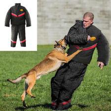 Full Body Protection Bite Suit K9 Dog Training Jacket Coat Durable 2 Size