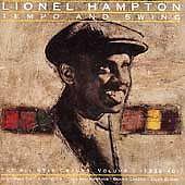 Tempo And Swing - Lionel Hampton (CD 1940)