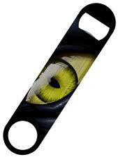 Bottle Opener Reptilian Eye Bar Blade 18x4cm